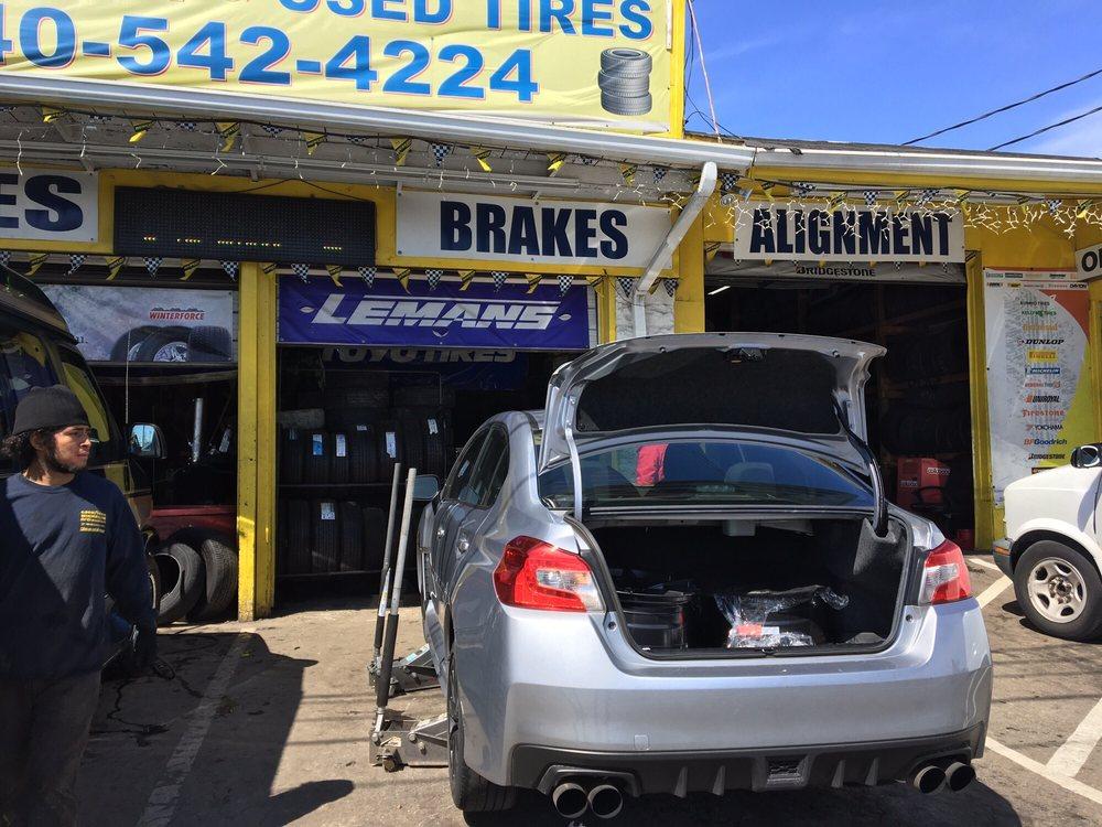 Sam's New & Used Tires: 11240 Baltimore Ave, Beltsville, MD