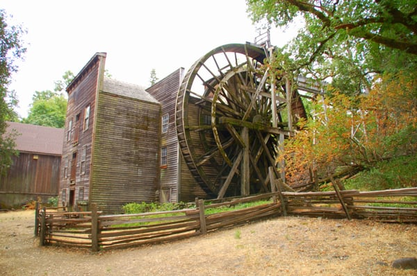 Hwy 55 Near Me >> Bale Grist Mill State Historic Park - Parks - St. Helena, CA - Yelp