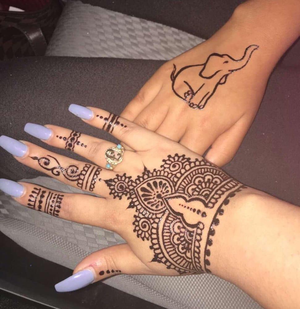 Photos For Miami Henna Jagua Temporary Tattoo Yelp