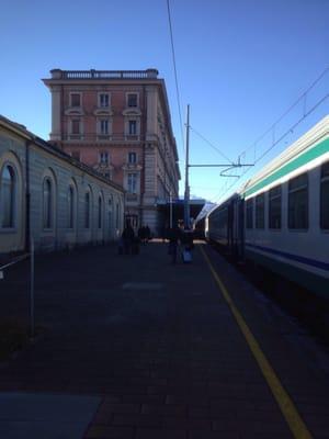Stazione di Cuneo