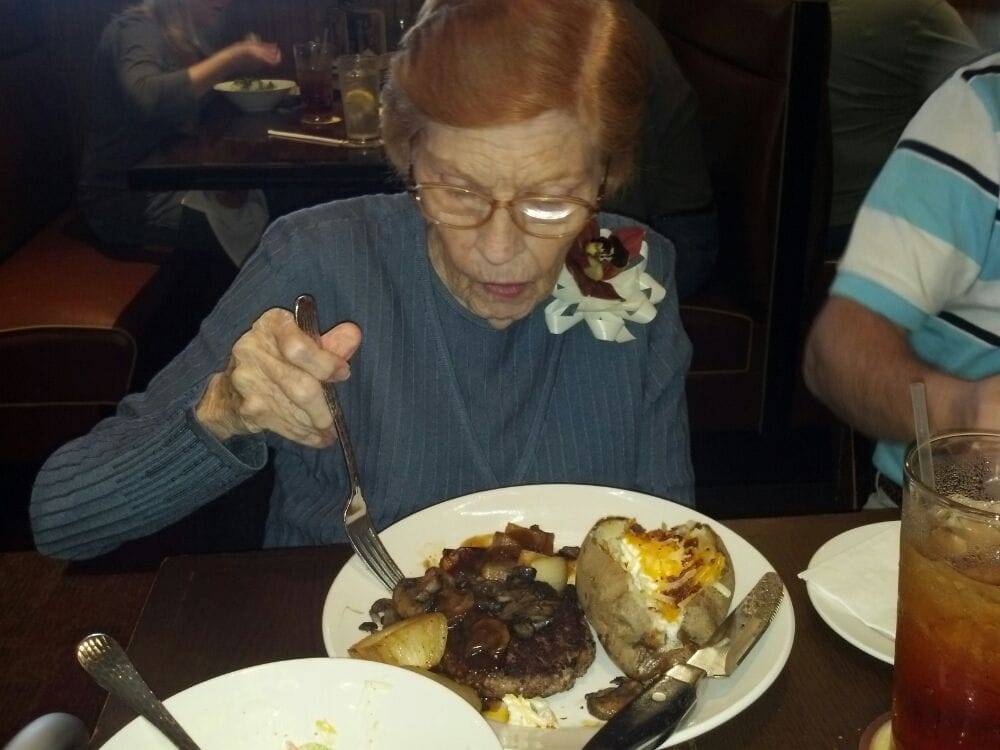 Photo Of Longhorn Steakhouse Commerce Ga United States Mothers Big Ass Steaks
