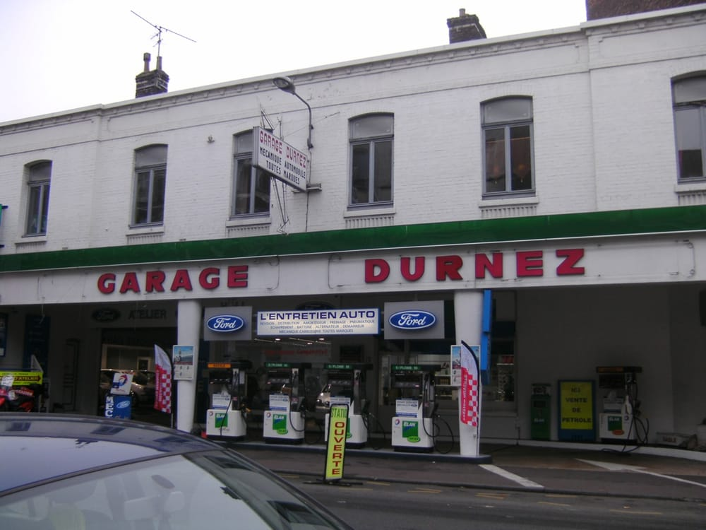 Garage durnez p re et fils station service essence for Garage sud auto