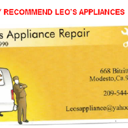 Leo S Appliance Repair 37 Reviews Appliances Amp Repair