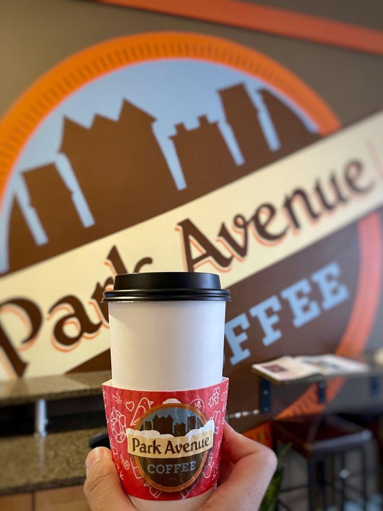 Park Avenue Coffee - Lafayette Square