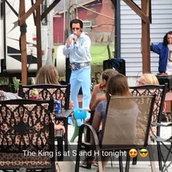 Photo Of Su0026H Campground   Greenfield, IN, United States. The King Of Rock