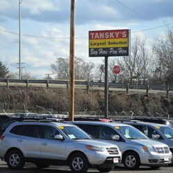 Car Dealerships In Lancaster Ohio >> Tansky S Auto Mart Used Car Dealers 150 Whiley Ave Lancaster
