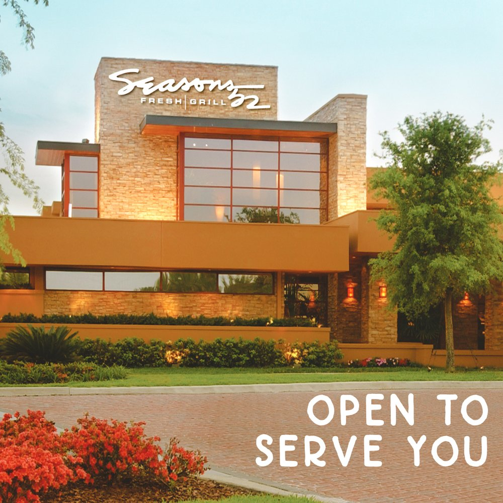 Seasons 52: 204 N Westshore Blvd, Tampa, FL