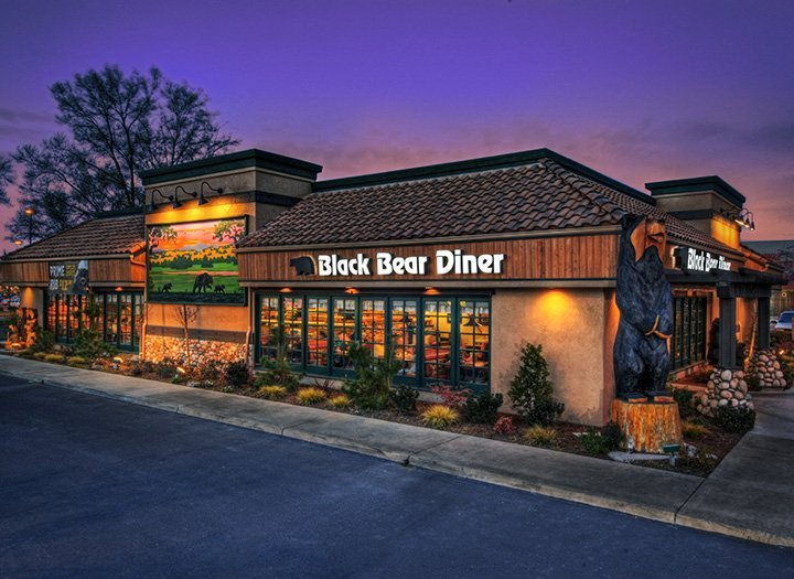 Black Bear Diner: 1025 Fletcher Pkwy, El Cajon, CA