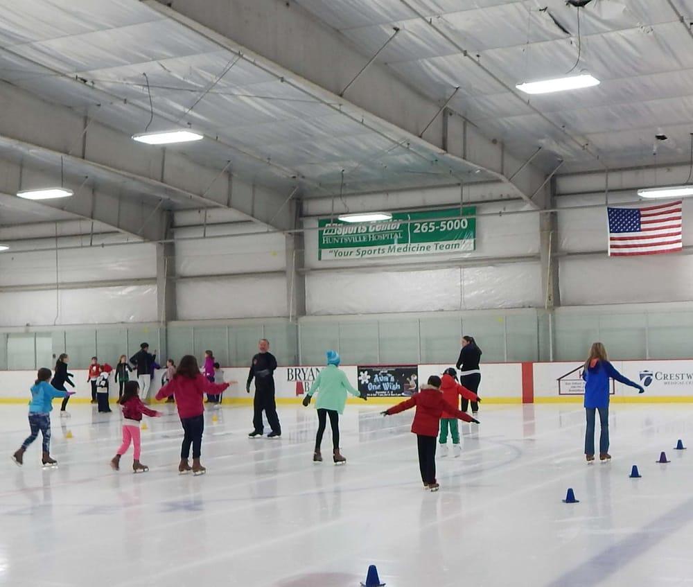 Ice Complex: 3185 Leeman Ferry Rd SW, Huntsville, AL