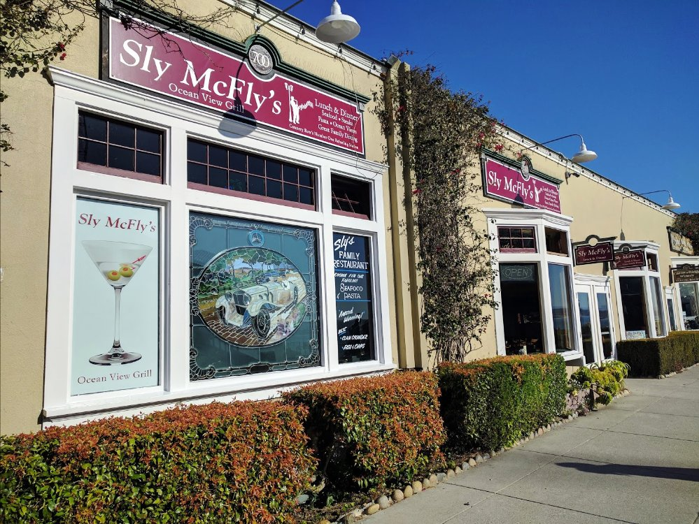 Sly McFly's Restaurant & Live Music