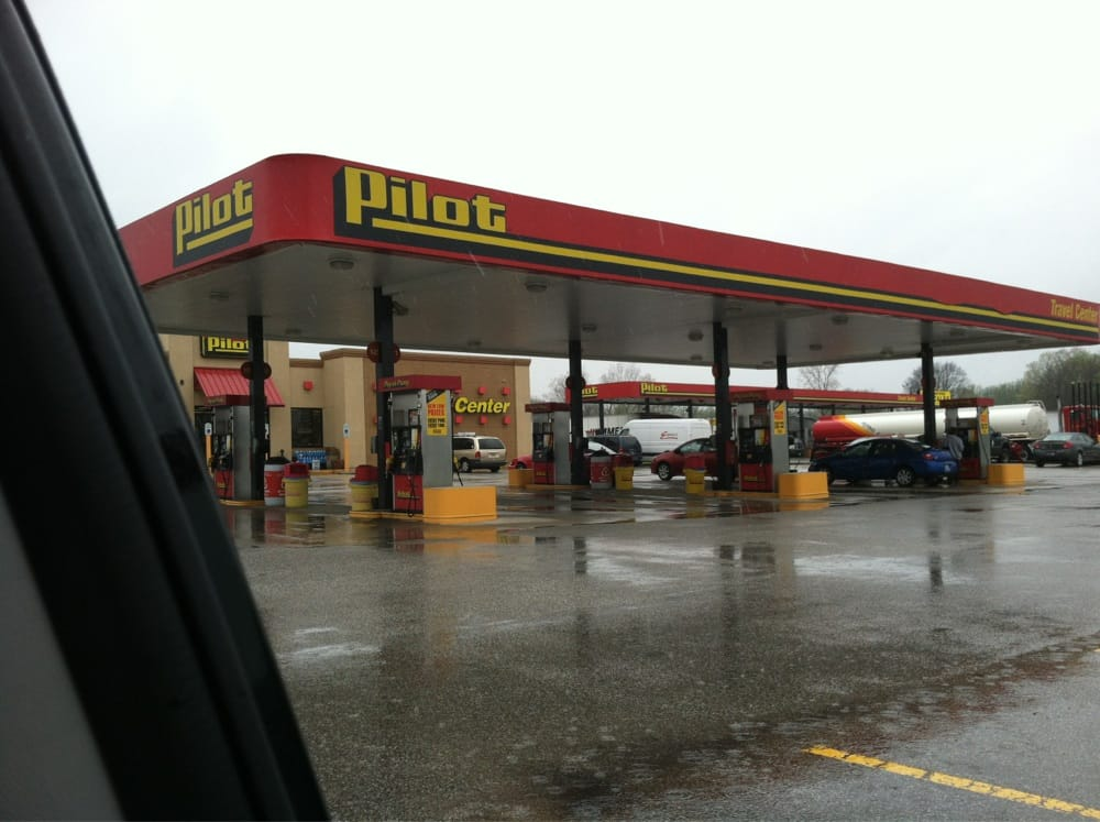 Pilot Travel Center - Plymouth: 10619 9A Rd, Plymouth, IN