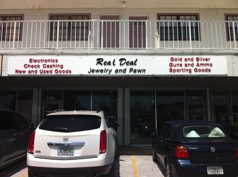Real Deal Jewelry & Pawn Of The Keys: 3229 Flagler Ave, Key West, FL