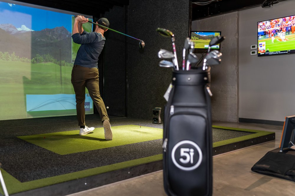 Five Iron Golf: 415 S Central Ave, Baltimore, MD