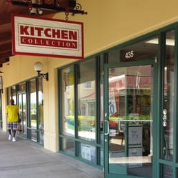 The Kitchen Collection presents name brand kitchen items at value prices. Here you'll find a wide variety of cookware, bakeware and small appliances.