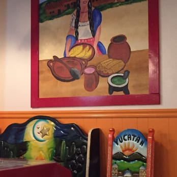 Photo Of Yucatan Mexican Restaurant Coshocton Oh United States Yes The Decor