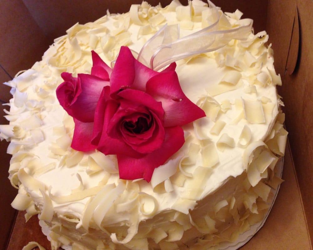 Photo Of The French Pantry Jacksonville Fl United States Lovely Wedding Cake