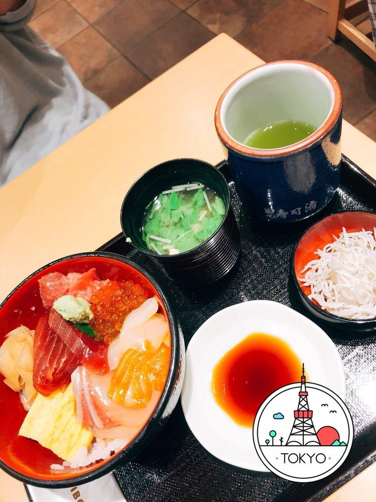 築地寿司清 グランスタダイニング店