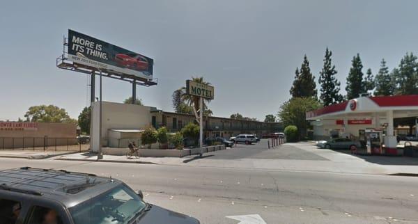 Photo Of Garey Motel Pomona Ca United States