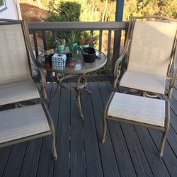 photo of chair care patio dallas tx united states the sun makes - Chair Care Patio