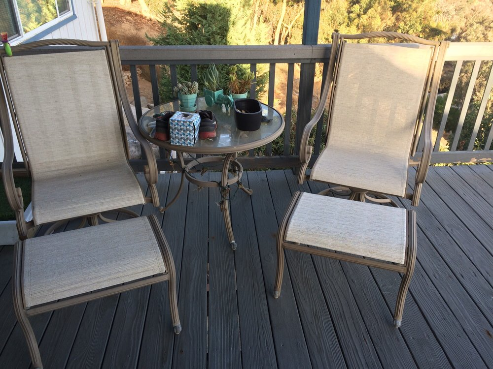 Chair Care Patio 45 Photos Furniture Reupholstery 8700 Sovereign Row Dallas Tx Phone Number Yelp