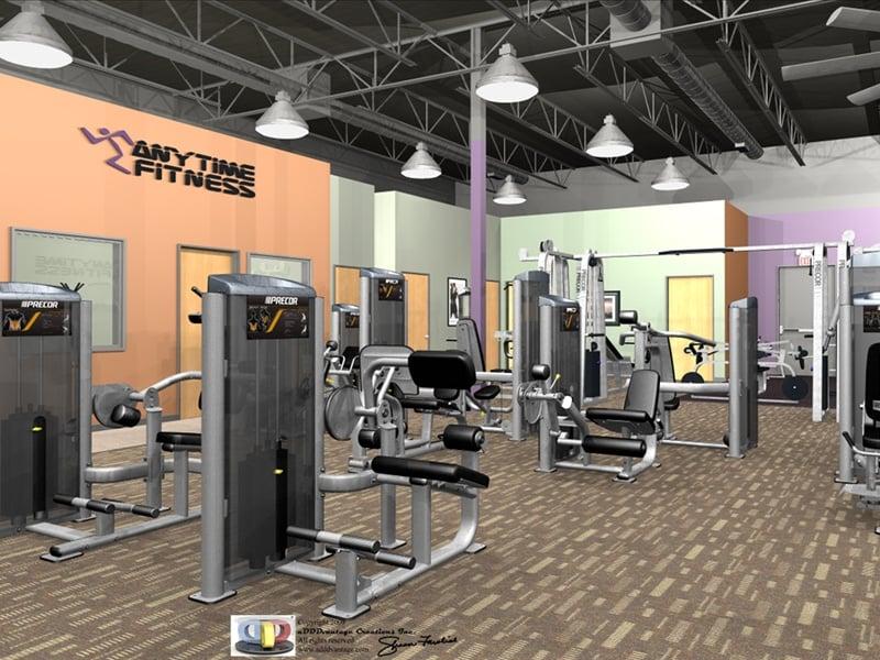 Anytime Fitness: 2504 S Alafaya Trl, Orlando, FL