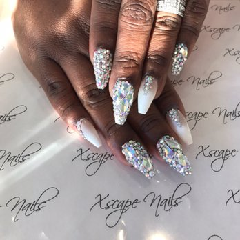 French nails in arlington tx
