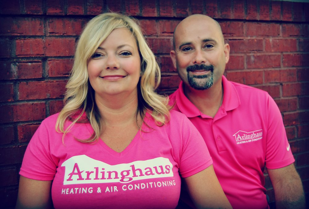 Arlinghaus Plumbing Heating & Air Conditioning: 40 Cave Run Dr, Erlanger, KY