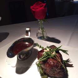 Photo Of The Patio On Guerra   McAllen, TX, United States. Bison Tenderloin