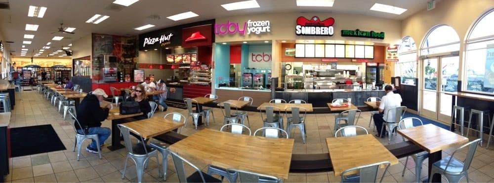 University Of San Diego Food Court