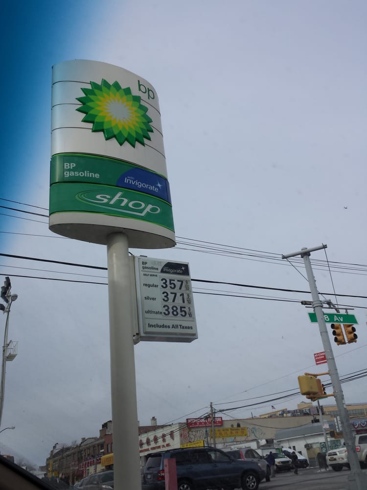 Bp Gas Station Gas Stations 802 65th St Dyker Heights