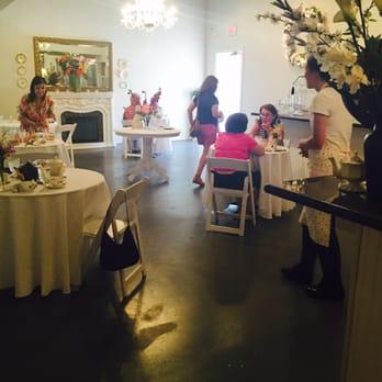 Hidden Tea Room Lodi