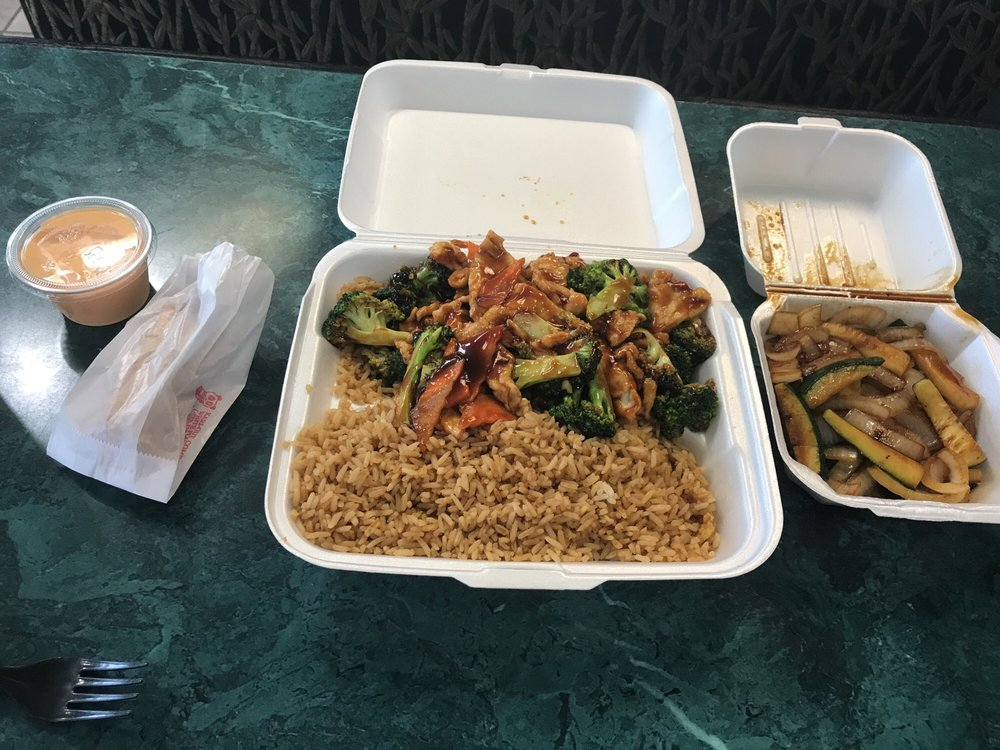 Asian Express: 3600 W Andrew Johnson Hwy, Morristown, TN