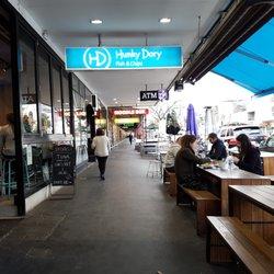 Hunky Dory Restaurant Port Melbourne