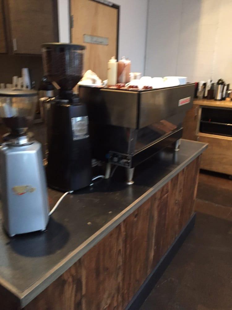 The classic marsocco espresso maker - Yelp