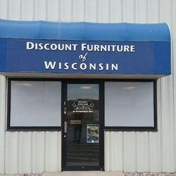 Photo Of Discount Furniture Of Wisconsin   Oshkosh, WI, United States.  Front Entrance