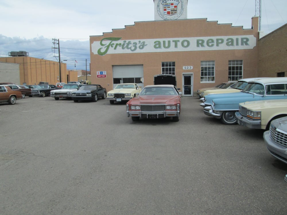 Fritz's Auto Repair: 523 2nd Ave S, Great Falls, MT