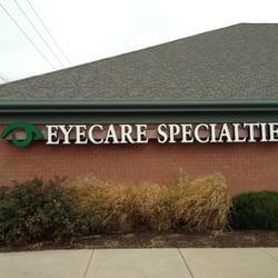 32b5d265b44 Eye Care Specialties - Optometrists - 2500 Northview Rd