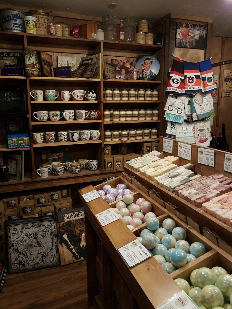 Huck's General Store: 500 E Main St, Blue Ridge, GA