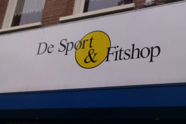 2a7bd6df444e17 Photo of De Sport & Fitshop - Amsterdam, Noord-Holland, The Netherlands