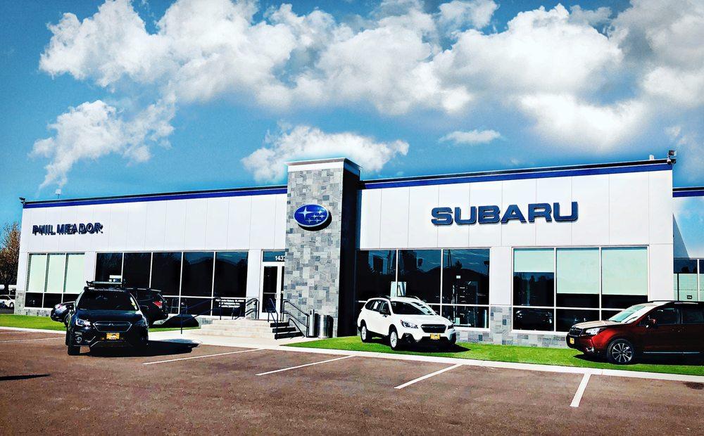 Phil Meador Subaru: 1437 Yellowstone Ave, Pocatello, ID