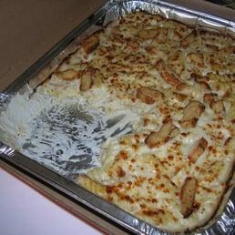 Pasta chicken alfredo pizza hut for Hook fish chicken cincinnati oh