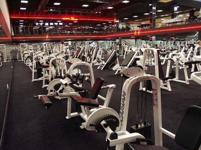 Body Rocks Fitness & Racquet Health Club