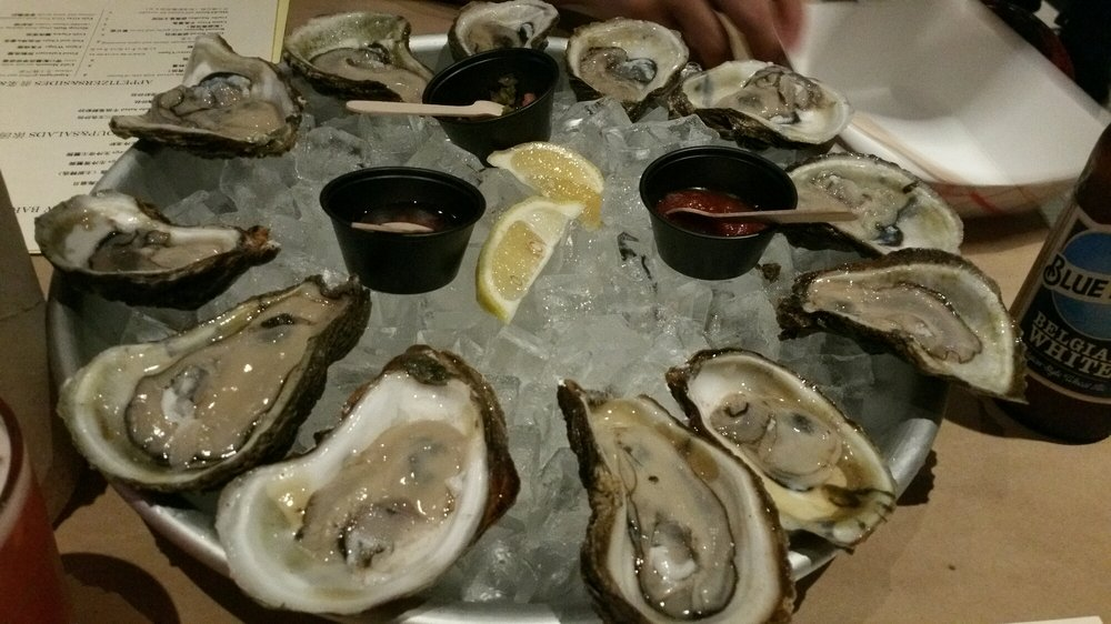 Hh $1 oysters - Yelp
