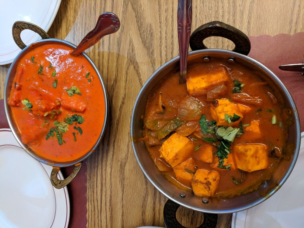 Indian Delight: 5507 Detroit Ave, Cleveland, OH