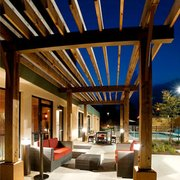 Lounge Area Photo Of Courtyard By Marriott Troy Al United States Outdoor Seating