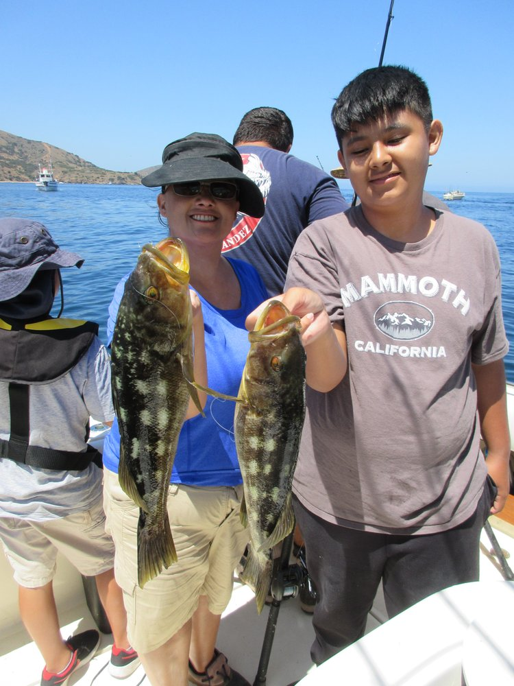 Dan Hernandez Fishing Adventures: 435 Shoreline Village Dr, Long Beach, CA