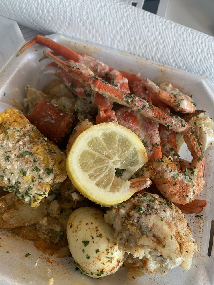 Crab Trap: 4803 Brainerd Rd, Chattanooga, TN