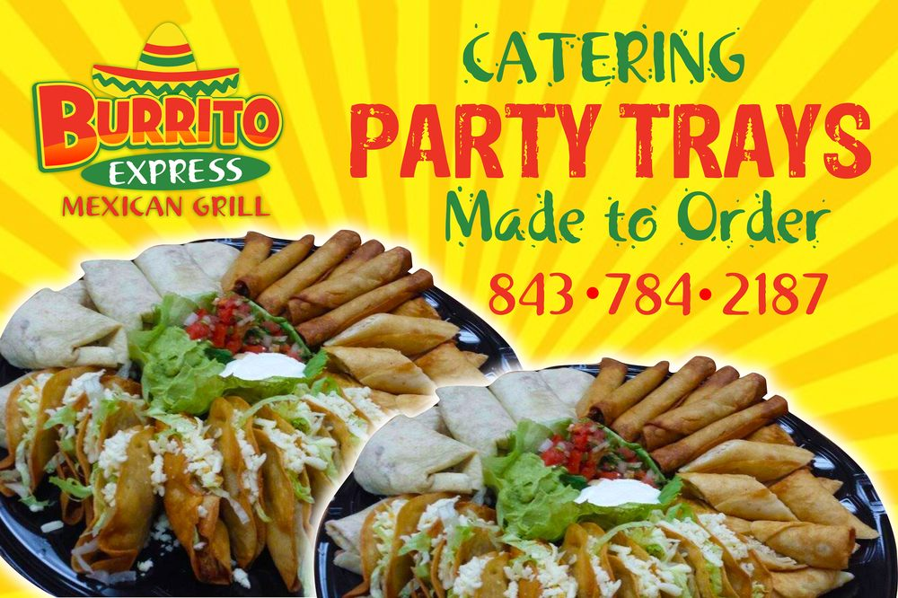 Burrito Express Mexican Grill: 130 Independence Blvd, Hardeeville, SC