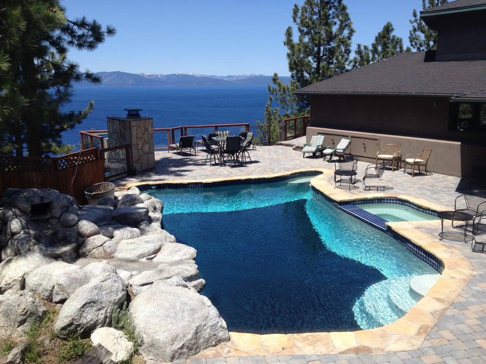 Tahoe Luxury Rental in Cave Rock