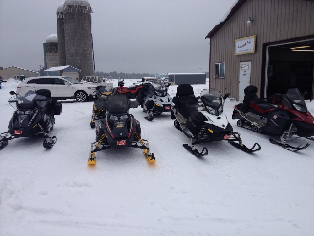 Runamuk Rides - Snowmobile, Boat & ATV Rental & Repair: 43555 US Hwy 63, Cable, WI